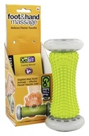 GoFit - Foot and Hand Massage Roller - 6.88 in.