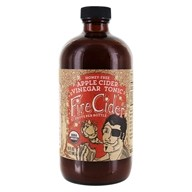 Fire Cider - Daily Apple Cider Vinegar Unsweetened - 16 oz.