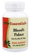Kan Herb Co. - Essentials Blood's Palace 500 mg. - 120 Tablets