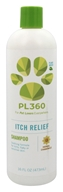PL360 - Itch Relief Shampoo For Dogs Herbal Chamomile - 16 oz.