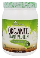 PlantFusion - Organic Plant Protein Chocolate - 1 lb.