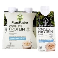 PlantFusion - Complete Plant Protein Ready to Drink Vanilla Bean - 11 oz.