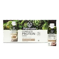 PlantFusion - Complete Plant Protein Ready-to-Drink Chocolate - 12 Pack