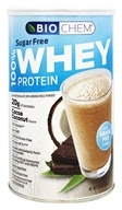 Biochem by Country Life - 100% Whey Sugar Free Protein Cocoa Coconut - 11.5 oz.