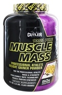 Cutler Nutrition - 100% Pure Muscle Mass Chocolate Chip - 5.8 lbs.