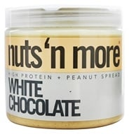 Nuts N More - White Chocolate Peanut Butter - 16 oz.