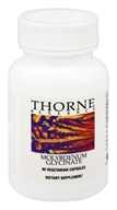 Thorne Research - Molybdenum Glycinate 1 mg. - 60 Vegetarian Capsules