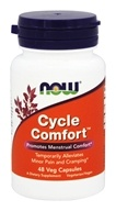 NOW Foods - Cycle Comfort - 48 Vegetarian Capsules