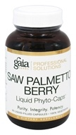 Gaia Herbs Professional - Saw Palmetto Berry - 60 Liquid-Filled Capsules