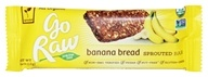 Go Raw - Organic Sprouted Bar Banana Bread - 0.4 oz.