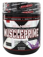 AllMax Nutrition - MusclePrime Pre-Workout Wild Grape - 20 oz.