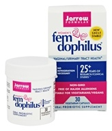 Jarrow Formulas - Fem-Dophilus Shelf Stable - 30 Vegetarian Capsules