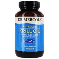Dr. Mercola Premium Products - Krill Oil - 180 Capsules