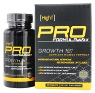 High T - Pro Formula Five Growth 191 - 60 Tablets