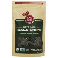 Raw Food Central - Curt's Classic Kale Chips - 1.5 oz.