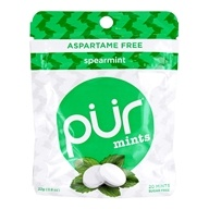 Pur Gum - Sugar Free Mints Spearmint - 20 Mint(s)