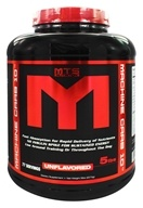 MTS Nutrition - Machine Carb 10 Unflavored - 5 lbs.