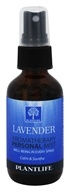 Plantlife Natural Body Care - Aromatherapy Personal Mist Lavender - 2 oz.