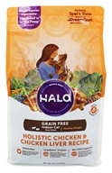 Halo Purely for Pets - Spot's Stew Cat Grain-Free Hearty Chicken - 6 lb.