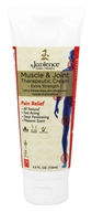 Jadience Herbal Formulas - Muscle & Joint Therapeutic Cream Extra Strength - 4.5 oz.