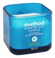 Method - Scented Soy Candle Beach Sage - 5 oz.