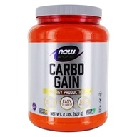 NOW Foods - Carbo Gain - 2 lbs.
