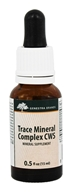 Genestra - Trace Mineral Complex CWS Mineral Supplement - 0.5 oz.