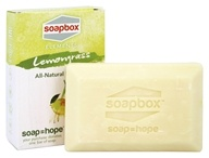 Soapbox Soaps - All Natural Bar Soap Lemongrass - 5 oz.