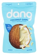 Dang - Toasted Coconut Chips Lightly Salted - 3.17 oz.