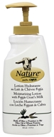 Canus - Nature Moisturizing Lotion with Fresh Goat's Milk Olive Oil & Wheat Proteins - 11.8 oz.