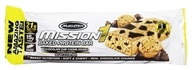 Muscletech Products - Mission1 Clean Protein Bar Chocolate Chip Cookie Dough - 2.12 oz.