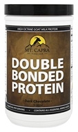 Mt. Capra Products - Double Bonded Goat Milk Protein Dark Chocolate - 1 lb.