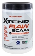 Scivation - Xtend Raw BCAAs Unflavored 30 Servings - 12.9 oz.