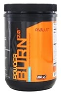 Rivalus - Powder Burn 2.0 Blue Raspberry - 0.87 lbs.