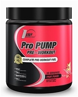 1 Up Nutrition - Pro Pump Pre-Workout Fruit Punch - 12.69 oz.