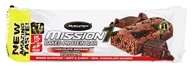 Muscletech Products - Mission1 Clean Protein Bar Chocolate Brownie - 2.12 oz.