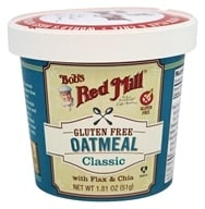 Bob's Red Mill - Gluten Free Oatmeal Cup Classic - 1.81 oz.