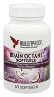 Bulletproof - Brain Octane Softgels - 60 Softgels
