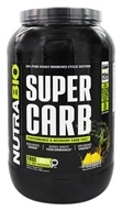 NutraBio - Super Carb Pineapple - 3.7 lbs.