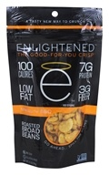 Enlightened - Roasted Broad Beans Mesquite BBQ - 3.5 oz.