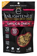 Enlightened - Roasted Broad Beans Garlic & Onion - 3.5 oz.