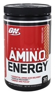 Optimum Nutrition - Essential AmiN.O. Energy Strawberry Lime 30 Servings - 9.5 oz.