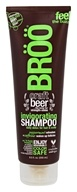 Broo - Craft Beer Invigorating Shampoo Malted Mint Scent - 8.5 oz.