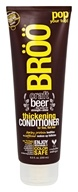 Broo - Craft Beer Thickening Conditioner Citrus Creme Scent - 8.5 oz.