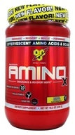 BSN - Amino X BCAA Powder Endurance and Recovery Agent Tropical Pineapple - 15.3 oz.