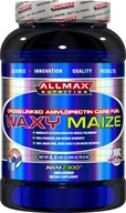 AllMax Nutrition - Waxy Maize Unflavored - 4.4 lbs.