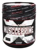 AllMax Nutrition - MusclePrime Pre-Workout White Raspberry - 20 oz.
