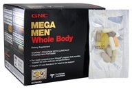 GNC - Mega Men Whole Body - 30 Pack(s)
