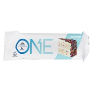 ISS Research - OhYeah! One Bar Birthday Cake - 2.12 oz.