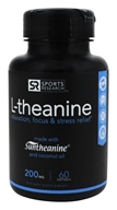 Sports Research Corp - Suntheanine L-Theanine 200 mg. - 60 Softgels